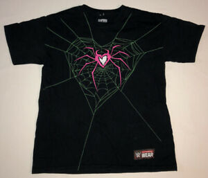 AJ Lee WWE T Shirt Size Youth L/Ladies S If I Cant Have U No One Will WWE Divas