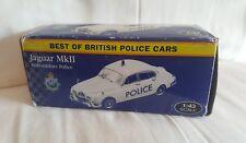 ATLAS BEST OF BRITISH POLICE CARS JAGUAR MK11 BEDFORDSHIRE