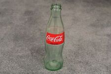 Coca-Cola Glass Bottle 125 years Open Happiness