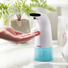 Touchless Soap Dispenser Automatic Induction Liquid Foam Hand Free Washer
