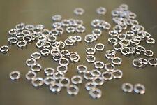430 Anillas pequeñas 4mm de metal (BASE-16) anilla colgantes collares pulseras