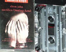 ELTON JOHN SACRIFICE HEALING HANDS CASSETTE SINGLE