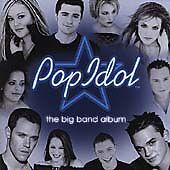 CD Album Pop Idol The Big Band Album