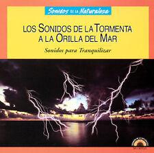 VARIOUS ARTISTS - LOS SONIDOS DE LA TORMENTA A LA ORILLA DEL MAR NEW CD