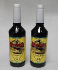 (2 Pack) Gourmet CREME DE COCOA SYRUP 32oz. Coffee Drink & Italian Soda Flavor