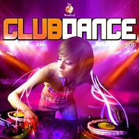 CD CLUB DANCE D'Artistes Divers de la the World of ( monde de ) série 2CDs