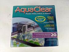 AquaClear 20 Power Filter for 5-20 Gallon Aquariums A595