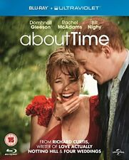 About Time [Blu-ray] [DVD][Region 2]