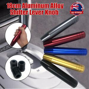 18CM Universal Car Manual Gear Stick Shifter Shift Knob JDM Lever Aluminum OZ