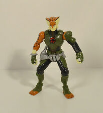 "2011 Tygra 4"" Bandai Action Figure Thundercats"