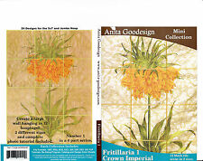 Fritillaria 1 Crown Imperial Anita Goodesign Embroidery CD Design CD ONLY