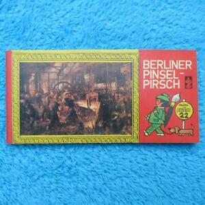 MINI FRÖSI Nr 22 Berliner Pinsel-Pirsch 8/ 1984 Fröhlich sein und singen Beilage