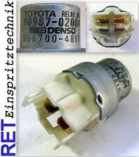 Relais Steuerrelais DENSO 056700-4810 Toyota 90987-02004 original
