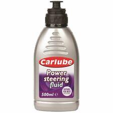 Carlube Power Steering Fluid 500ml Dexron Semi Synthetic Additive
