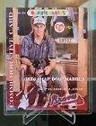 """Greg """"Mad Dod"""" Maddux Autographed Commemorative Beanie Babies Card Only! NM/MT!"""