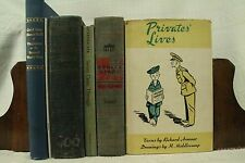 lot old military books WWII DECISIVE BATTLES the Washington Guard History Diary