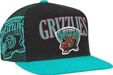 Mitchell & Ness Vancouver Gizzlies Mens Laser Stitch Snapback Hat