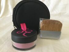 Bare Minerals Pink Ribbon Blush with Brush & Pouch .85g/.03 oz Full Size