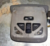93-97 FORD PROBE GT GTS SE DOME LIGHT INTERIOR SWITCH SUNROOF COURTESY GREY OEM