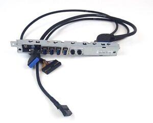 HP Z440 Workstation Front I/O Board 746222-001 746068-002 732027-001 761511-001
