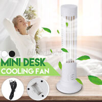 Portable Air Conditioner Cooling USB Fan Desk Space Personal Purifier Humidifier