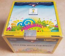 PANINI FIFA WM 2014 Brazil - Stickerbox mit 50 Tüten (7 Sticker/ Tüte)