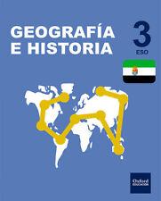(EXT).(15).GEOGRAFIA HISTORIA 3ºESO (INICIA) *EXTREMADURA*