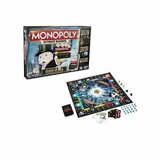 Hasbro MONOPOLY Ultimate Banking Game - With Bank Cards 8 Years