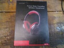 LEVIN Active Noise Cancelling Wireless Headphones HB-A1