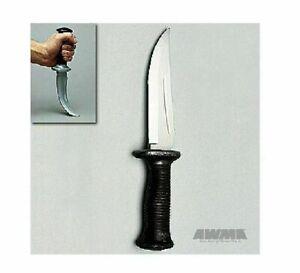 Lot of 10 Rubber Curved Knife Karate Self Defense Police Martial Arts Judo Tkd