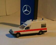 Oferta = 1:87  Ambulancia Mercedes 112