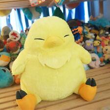 Final Fantasy Xv Chocobo Plush Doll(fat Version)