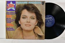 """MARIANNE ROSENBERG - AUTOGRAMM-COVER / LP """"STAR FÜR MILLIONEN"""""""