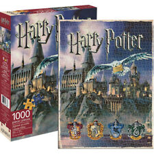 Harry Potter Hogwarts 1000 Pieces Puzzle House Logo Castle Jigsaw Wizard
