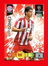 CHAMPIONS LEAGUE 2010-11 Panini 2011 - BASIC Card - MARIO GOMEZ - FC BAYERN