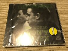 SMITHS - THE WORLD WON'T LISTEN  CD EU REISSUE SEALED - INDIE POP MORRISSEY