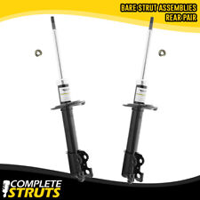 1991-2002 Saturn SL2 Rear Left & Right Bare Shock Assemblies Pair