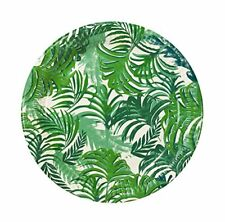 Talking Tables Fst3-plate Fiesta Tropicale 9 Round Paper inch Plaque Décoration