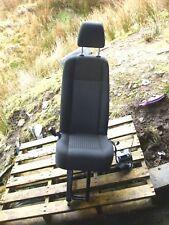 single seat mk8 Transit Custom Van Rear Seats VW Transporter vito vivaro camper