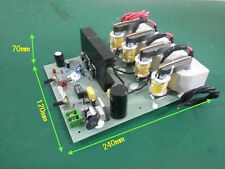 High voltage electrostatic precipitator power supply with 400W 60kV
