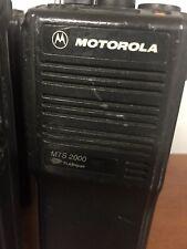 Mts2000 Motorola 2 Way Radio Several Available Mts 2000