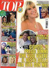 Top.Gemma Galgani,Michelle Hunziker,Martina Stella,Roberto Farnesi,Piero Pelù,kk