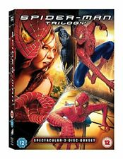 Spider-Man Trilogy [DVD] [2009] By Bill Pope,Don Burgess,Tobey Maguire,Willem.