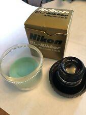 NIKON EL-NIKKOR 105mm f/5.6 Enlarging Lens