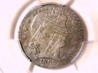 1892 P Barber Quarter PCGS Genuine Scrape - AG Detail 40143446
