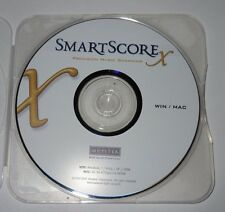 SMARTSCORE X MIDI EDITION PRECISION SHEET MUSIC SCANNING MAC or WIN MUSITEC NEW