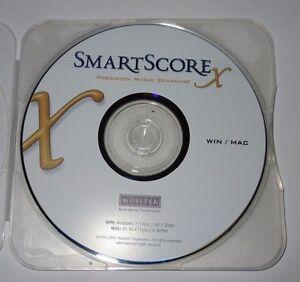 SMARTSCORE X MIDI EDITION PRECISION SHEET MUSIC SCANNING MAC or WIN MUSITEC NEW
