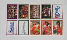 1994 Sideliners Pro Football Cheerleaders Uncut Sheet (10 Cards)