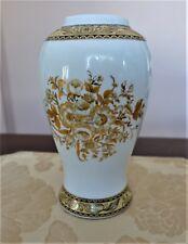 Handmade German Porcelain Vase