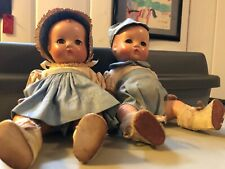 Vintage Effenbee dolls